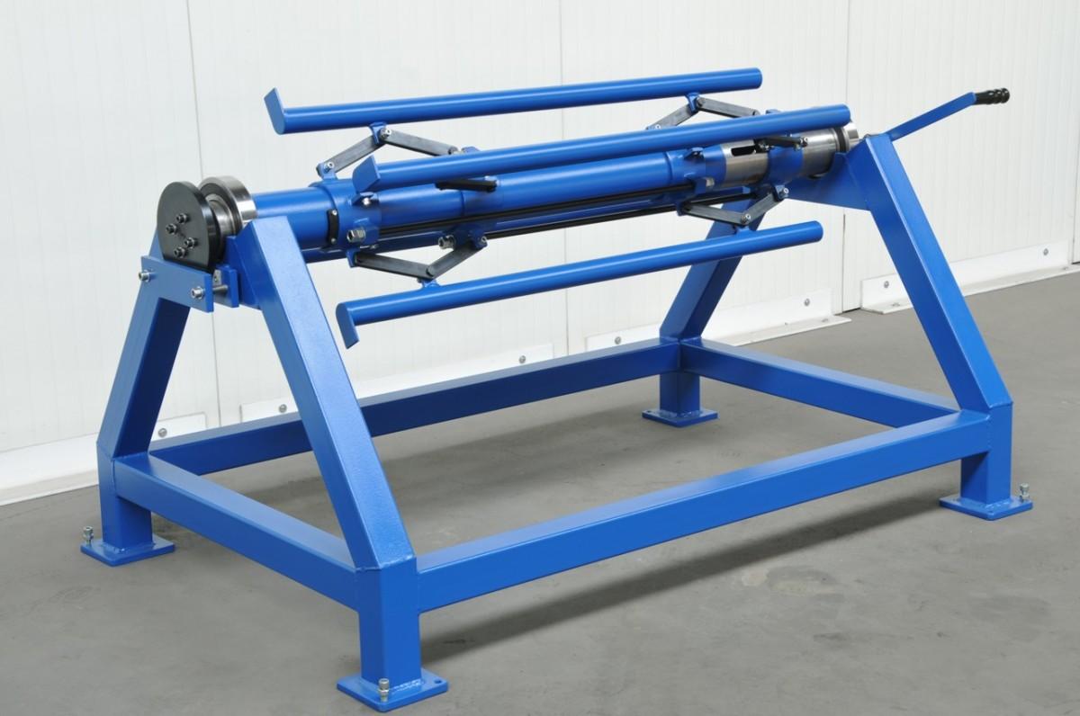 Modish Rozwijak do Blachy RB-1300 - Producent Maszyn Blacharskich MAAD SL03